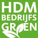 HDM bedrijfsgroen Logo